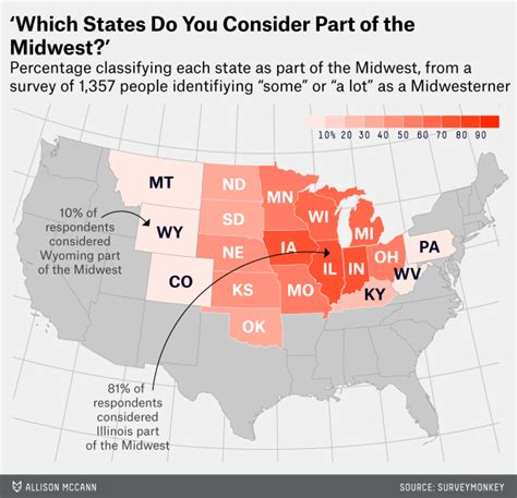 map us midwest states the state of the midwest is anybody s guess curiosity at