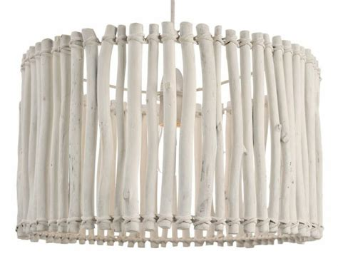Wooden Ceiling Light Shades Large White Washed Nordic Wood Sticks Ceiling Light Shade Pen