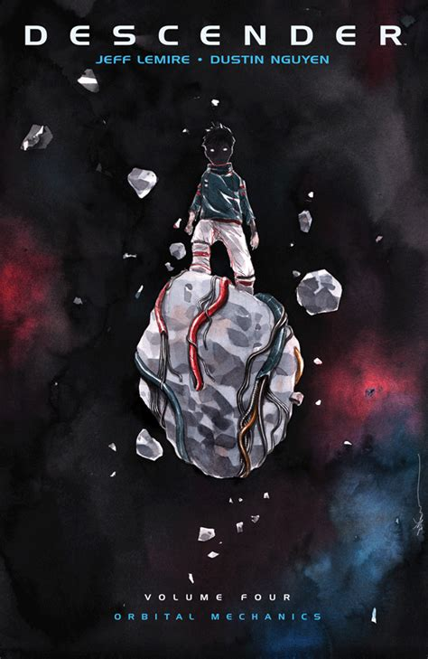 descender volume 5 rise of the robots books descender vol 4 orbital mechanics tp releases image