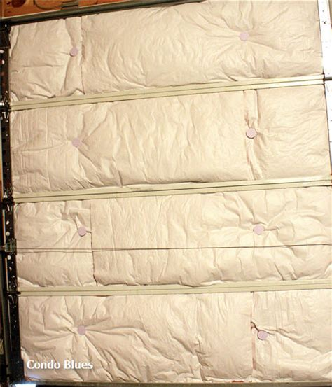 How To Insulate Garage Doors Condo Blues Garage Workshop Transformation Insulate The