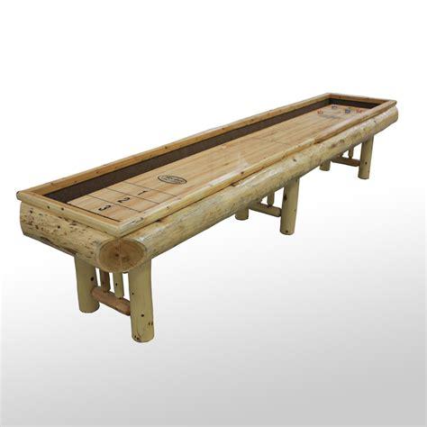table shuffleboard buying a shuffleboard table for dummiesmcclure tables