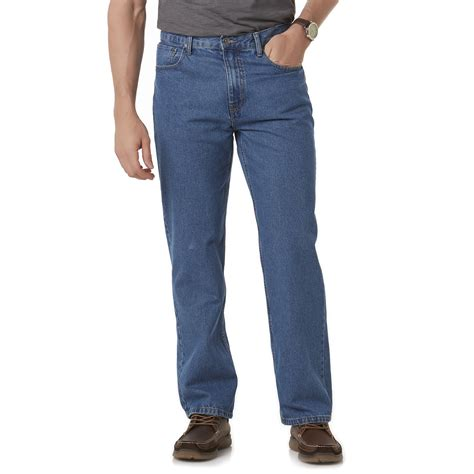 what stores have big and tall sections basic editions big tall men s relaxed fit jeans shop