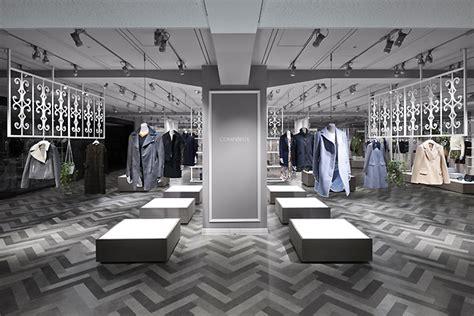 store design 187 retail design blog compolux at seibu department store by nendo tokyo