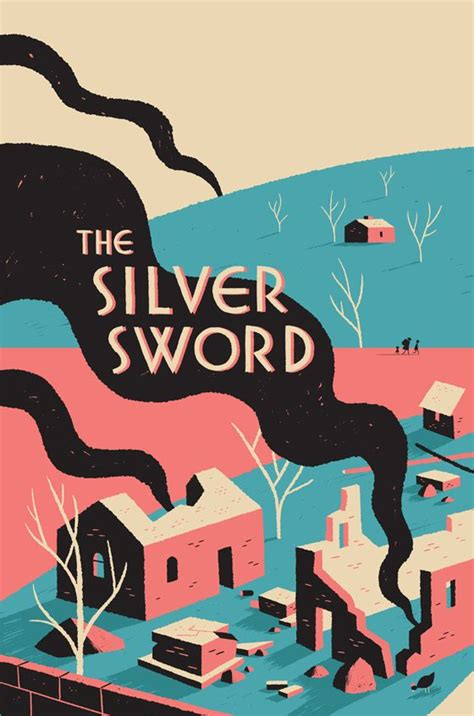 the silver sword the silver sword graphic illustration