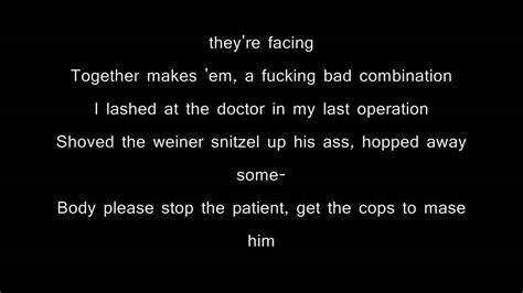 eminem elevator eminem elevator with lyrics hd youtube
