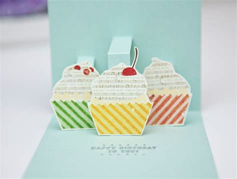 Birthday Pop Out Cards How To Make Pop Up Birthday Cards Step By Step Search