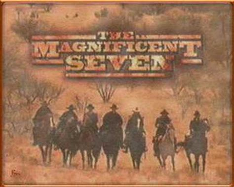 Theme Song Magnificent Seven | magnificent seven theme youtube