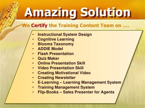 the amazing solutions amazing solution