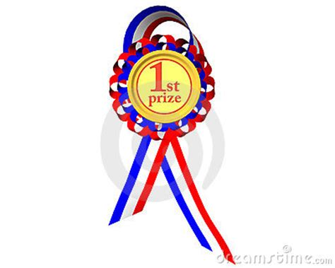 first prize medal royalty free stock images image 7254949