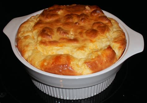 cheddar souffle live laugh love cheese souffle
