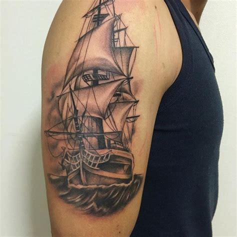 les tatouages de bateau sont extr 234 mement significatifs