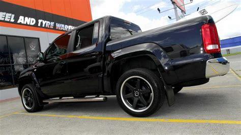 volkswagen amarok custom vw amarok custom rims 20 inch rims 20x9 0 koya cosmis