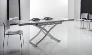 convertible glass coffee table dining table