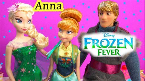 film frozen happy birthday anna frozen fever princess anna queen elsa birthday party doll