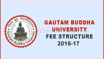 Liba Fees Structure For Mba 2016 by Gautam Buddha Fee Structure Education I Connect