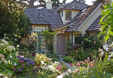 Beautiful Cottages by Beautiful Cottage Garden Gardens