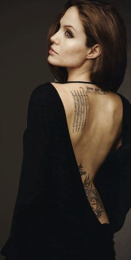angelina jolie tattoo blut und eisen die besten 25 angelina jolie tattoo ideen auf pinterest