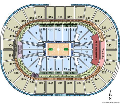 Td Garden Box Office by Td Garden Seating Chart Basketball