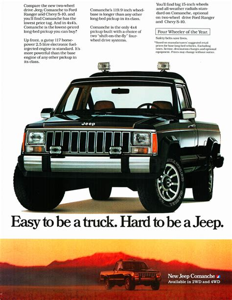 jeep ads 4wd madness 10 jeep ads the daily drive
