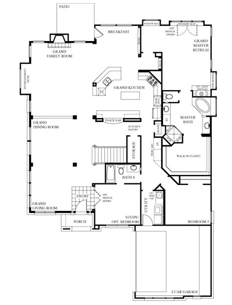 Cumberland Crossing Floor Plan