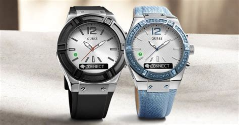 Smartwatch Guess guess launches a real smartwatch this time