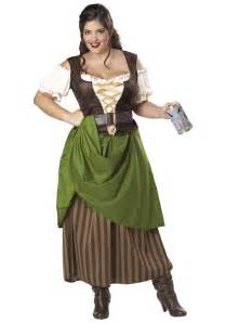 Olive Garden Rockford by Plus Tavern Wench Costume Plus Size Pirate Costumes Women