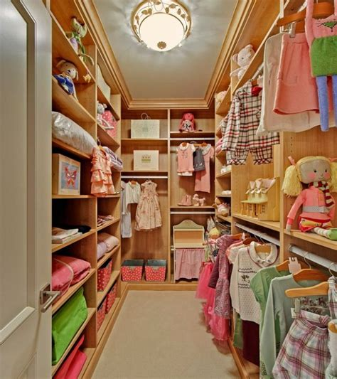 walk  closet    girls ideas   house