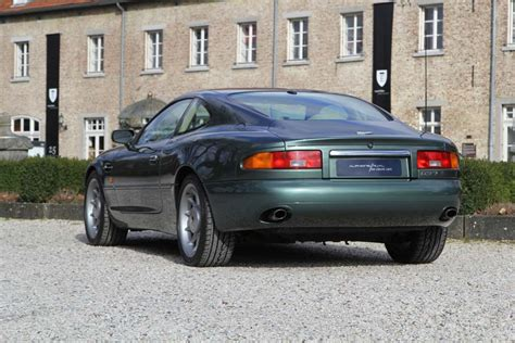 aston martin db7 price aston martin db7 coupe december 1995 ruylclassics