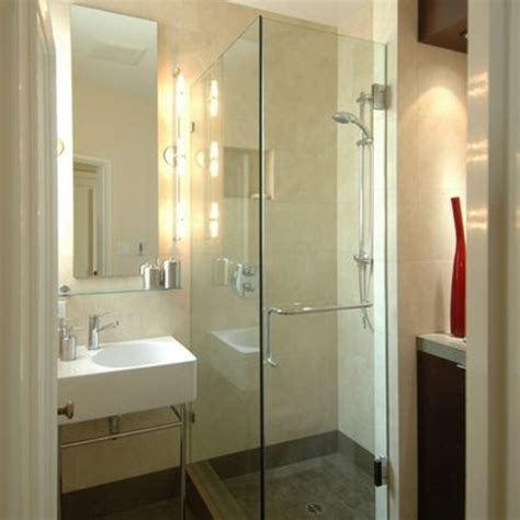 bathroom small shower design ideas for small modern and
