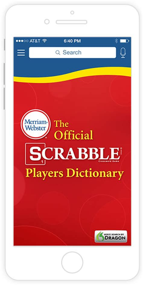 scrabble dictionary hasbro free dictionary and word apps merriam webster