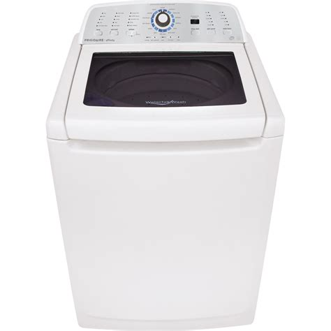 frigidaire affinity washer shop frigidaire affinity 3 4 cu ft high efficiency top load washer white energy at lowes
