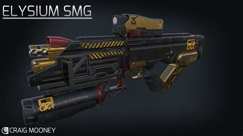Resume Elysium by Craig Mooney Elysium Smg Fan