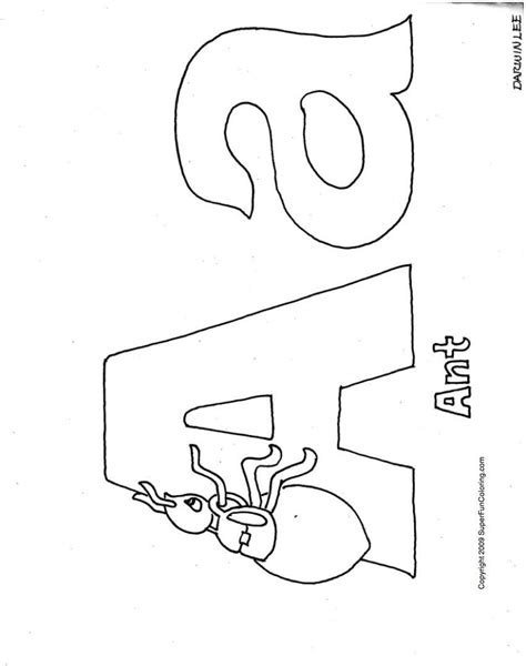 Whole Alphabet Coloring Page | whole alphabet coloring pages free printable coloring home