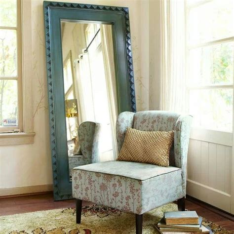 pier 1 floor mirror and chair home decor more pinterest