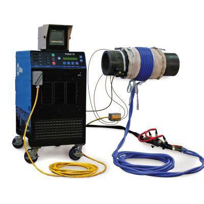 pulse induction heating hire equipment brisbane welder repairs rentals