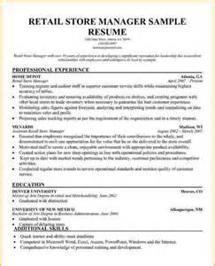 manager resume retail retail store manager sample resume1 large jpg