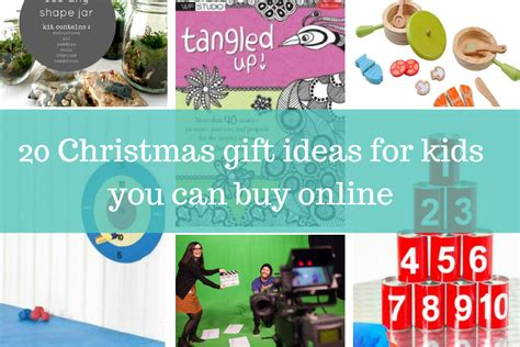 20 christmas gift ideas for kids you can buy online