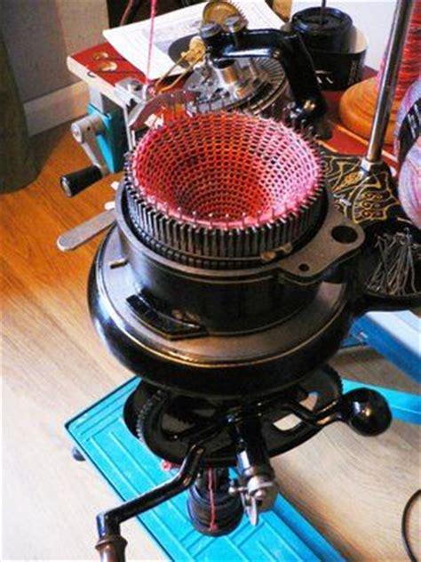 restored sock knitting machines the world s catalog of ideas