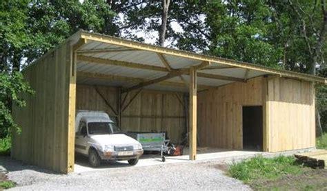 Construire Un Hangar Agricole by Qu Est Qu Un Hangar Guide De Construction Des Garages
