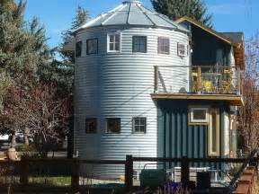 converted silo home home sweet silo pinterest