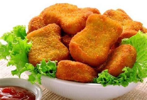 Aneka Paket Nuget 1 resep dan cara membuat nugget kentang keju sayuran yang