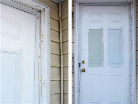 How To Replace Door Trim by Installing Door Frame Casing Backuperleading