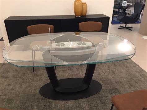 tavolo allungabile calligaris orbital prezzo tavolo ovale con basamento centrale orbital calligaris