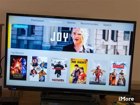 how to rent or buy movies and tv shows on apple tv imore - How To Buy Tv Shows On Itunes With Gift Card