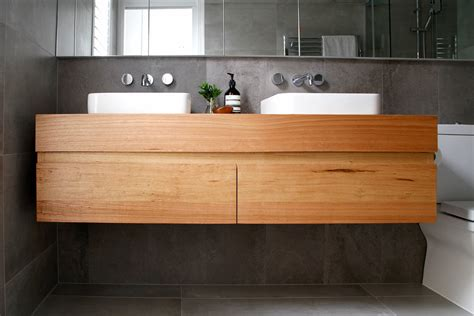 New Bathroom Ideas For Small Bathrooms solid timber vanities bringing warmth to your bathroom
