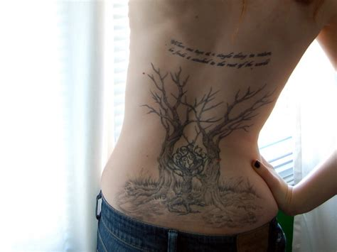 35 amazing nature tattoos