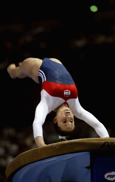 gymnastics carly patterson gymnast carly patterson photos photos u s olympic team trials