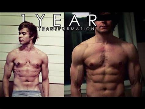 3 month creatine transformation 1 year transformation