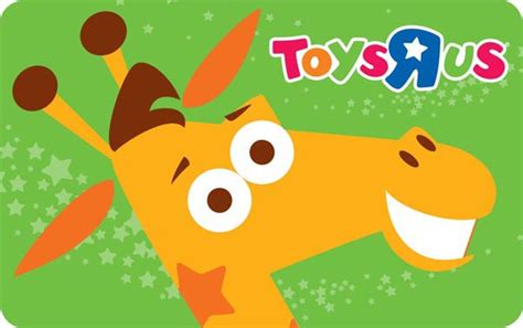 Us Gift Cards Online - buy a toys r us gift card online available at giant eagle