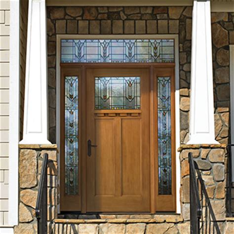 Steel Vs Fiberglass Entry Door by Fiberglass Vs Steel Doors Window Nation